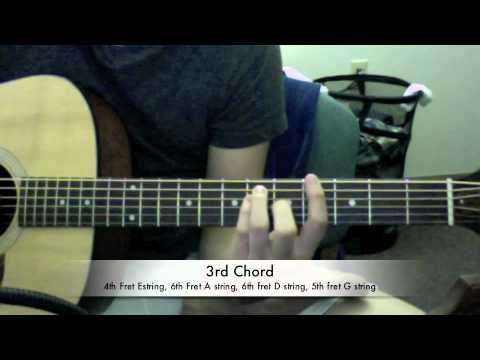 Iu Someday Guitar Tutorial Youtube