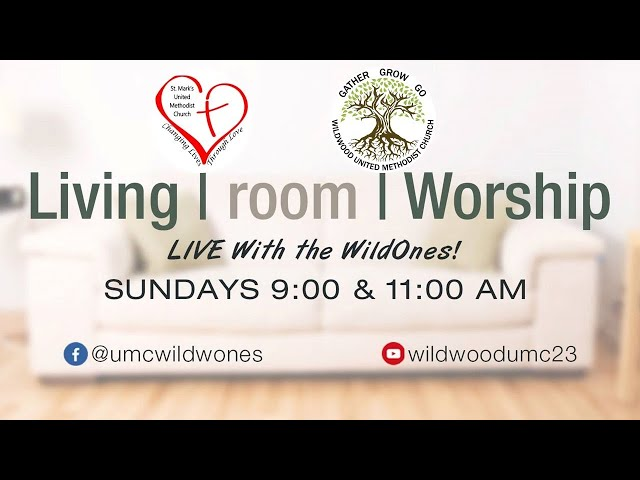 Living Room Church (11am)