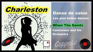 CHARLESTON - BALLROOM DANCING - DANSE DE SALON - COPPELIA OLIVI