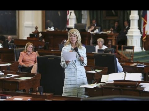 Texas Showdown: Anti-Abortion Bill Fails After Protesters Fill Capitol to Cheer Marathon Filibuster