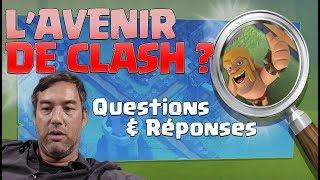 L'AVENIR DE CLASH OF CLANS | DARIAN répond à 18 Questions | Mise à Jour & Nouveautés à Venir