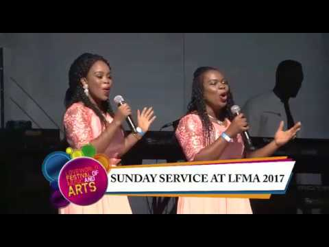 You Are The Air I Breathe Oh Lord You Are - Jerry K #LFMA2017