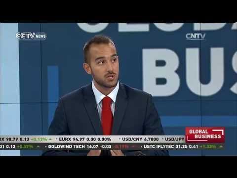 CCTV Interview with Jameel Ahmad of FXTM | 25/10/2016