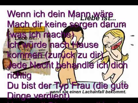 i love you auf deutsch