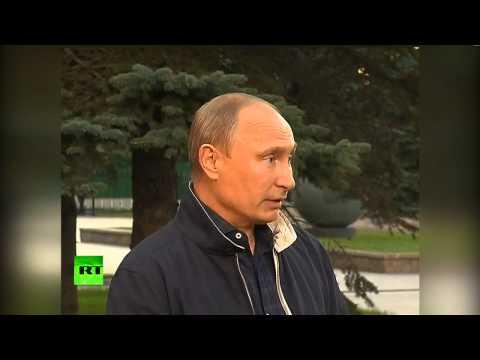 Путин применение химоружия