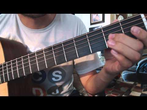 Te Ira Mejor Sin Mi - Joan Sebastian - Tutorial - Requinto - Parte 1 - Como Tocar En Guitarra