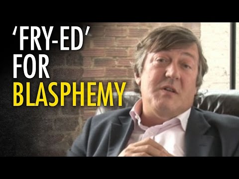 Stephen Fry's brush with blasphemy: A wake-up call for Canada