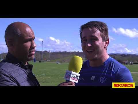 #Vidéo 1 -OSCAR CASTRES- Mathieu  BABILLOT