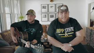 "Luke Combs - Morgan Wallen cover ""The Way I Talk"""