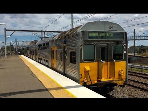 Sydney Trains Vlog 1209: Wolli Creek Chaos