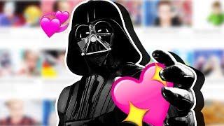 Darth Vader gefällt dieses Video