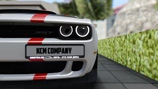 KCM Kompany | Обзор Dodge Challenger SRT Demon CcdPlanet MTA