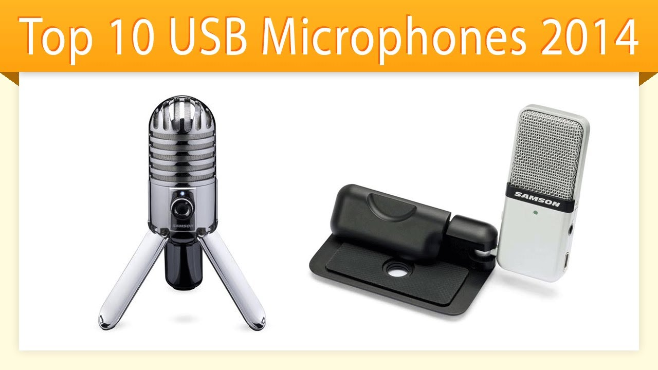 top 10 usb microphones 2014 best usb microphone review youtube. Black Bedroom Furniture Sets. Home Design Ideas