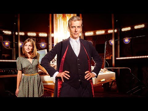 """""""Am I a good man?""""   Doctor Who Series 8 Teaser   Doctor Who   BBC"""