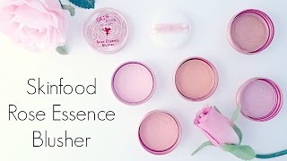 Fail or Holy Grail Review: Skinfood Rose Essence Blusher