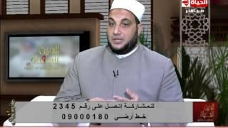 بالفيديو.. «ترك» يوضح أقسام الإيمان فى الإسلام