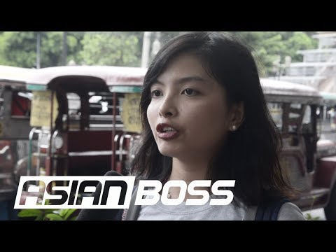 What Filipinos Think Of Tourists? | ASIAN BOSS