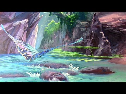 How to paint forest background mural joe funnydog tv for Mural joe painting