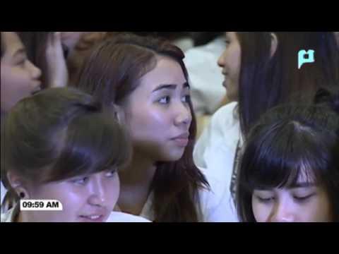 NEWS BREAK:  School to Work transition, nakaka-alarma para sa mga edad 15-20 taon - Kelly Bird, ADB