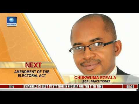 Observer Calls For Recruitment Of Independent Prosecutors On Electoral Matters Pt 1