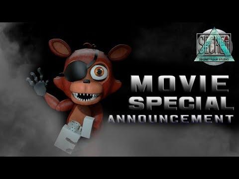 FNAF SL: The Movie [News Update] – The movie is finally ready? [S4S FNAF ANIM]