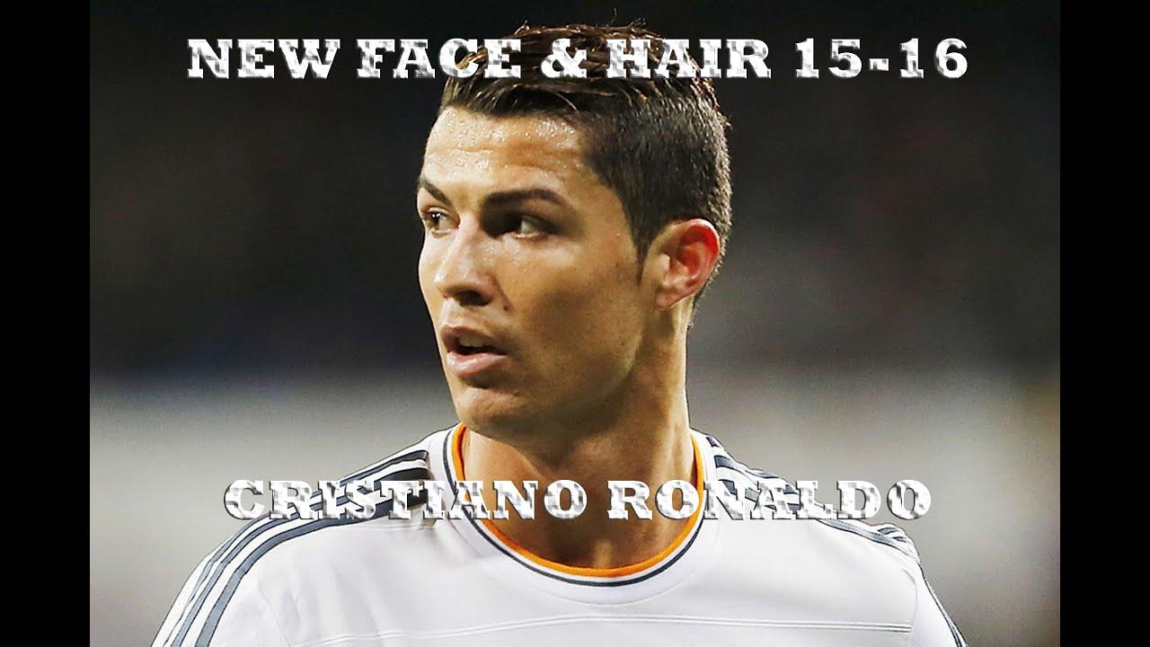 New Face Hair Cristiano Ronaldo PES YouTube - New face hair cristiano ronaldo pes 2013