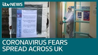 First coronavirus case in London as Covid-19 spreads to capital | ITV News