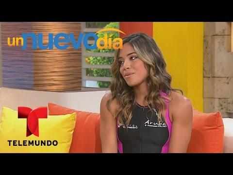 Joven venezolana hace historia en los deportes | Un Nuevo Día | Telemundo
