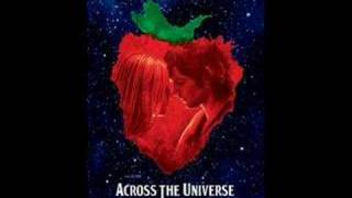Across the Universe- I've Just Seen a Face