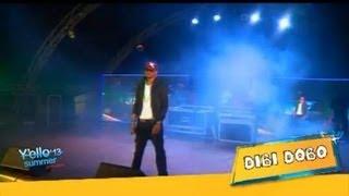 Dibi Dobo concert live Yello Summer 2013 MTN Bénin