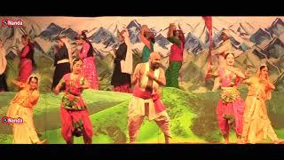 Madho singh bhandari   Live Stage Show   Garhwali Live Show Performance