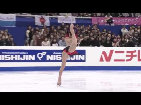 Yuna 2007 WC SP Special-Edition (Kor Sub)