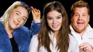 Baixar Saoirse Ronan, Hailee Steinfeld, and James Corden Sing Bruno Mars | Lyrical Improv | W Magazine