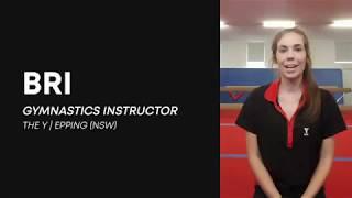 The Y at Home - Gymnastics Floor Skills