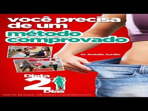 COMO EMAGRECER COM A DIETA DE 21 DIAS