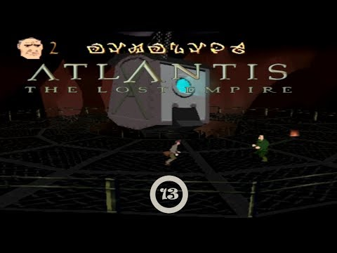 Disney's Atlantis: The Lost Empire #13: Save Kida!
