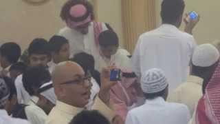 ماجد الصغير و محمد الجدعاني زواج سلطان الجدعاني (باين عليك)