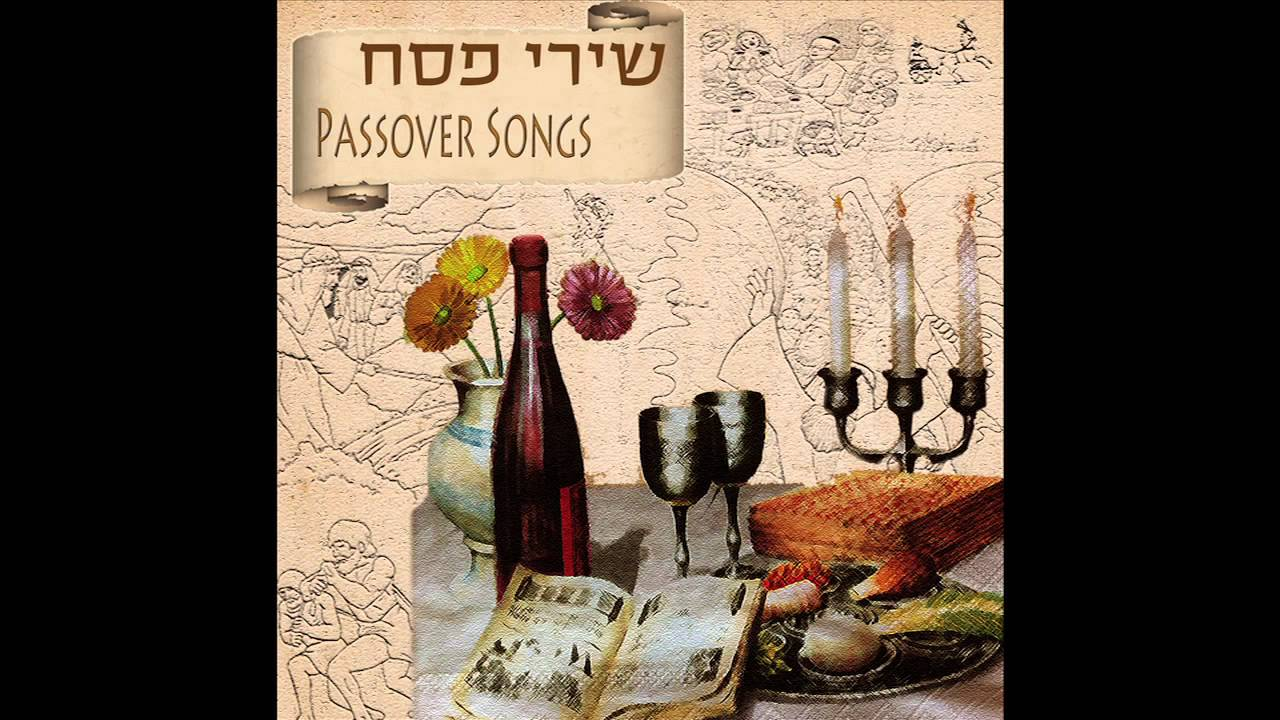 happy passover songs