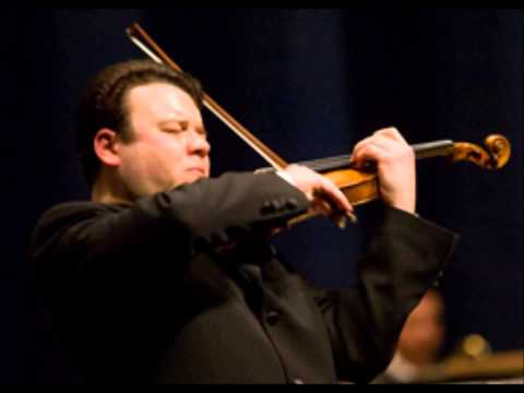 "Erich Wolfgang Korngold ""Violin Concerto"" Vadim Gluzman"