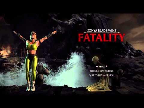 How To: Kiss Of Death Mortal Kombat X
