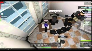 Rouge NRO / DSS AGENT | AGENT REPORT | Roblox