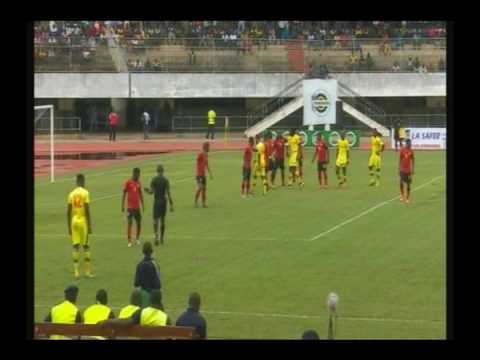 TOGO vs MOZAMBIQUE (2:0) 09/10/2016