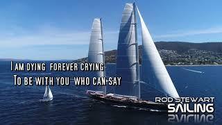 [AUDIO] Sailing - Rod Stewart | 발매일 1975