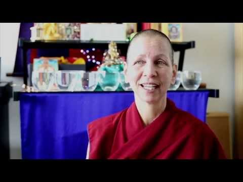 Why did you become a Buddhist nun? (Interview with Ven. Amy Miller)