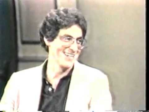 Harold Ramis @ David Letterman, National Lampoon's Vacation, 1983