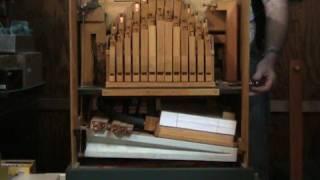 Chicken Dance Street Organ