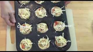 How To Make Mini Quiche Lunch Box Idea