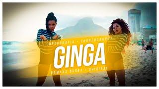 GINGA- IZA PART RINCON SAPIÊNCIA (COREOGRAFIA OFICIAL) / Ramana Borba
