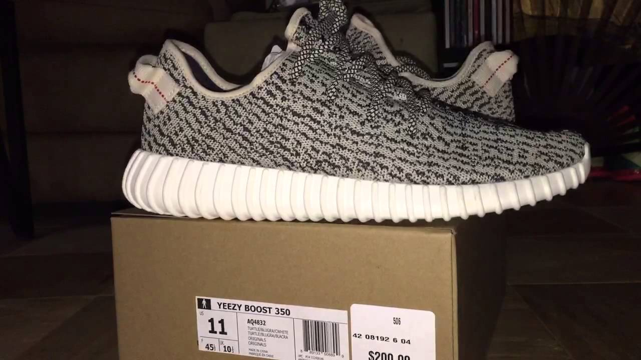 e14673db6f1c Update Video on Yeezy 350 Boost from eBay Seller!