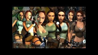 Evolution of Tomb Raider Games 20+ games